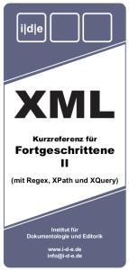 XML-Flyer-Fortgeschrittene-II_cover