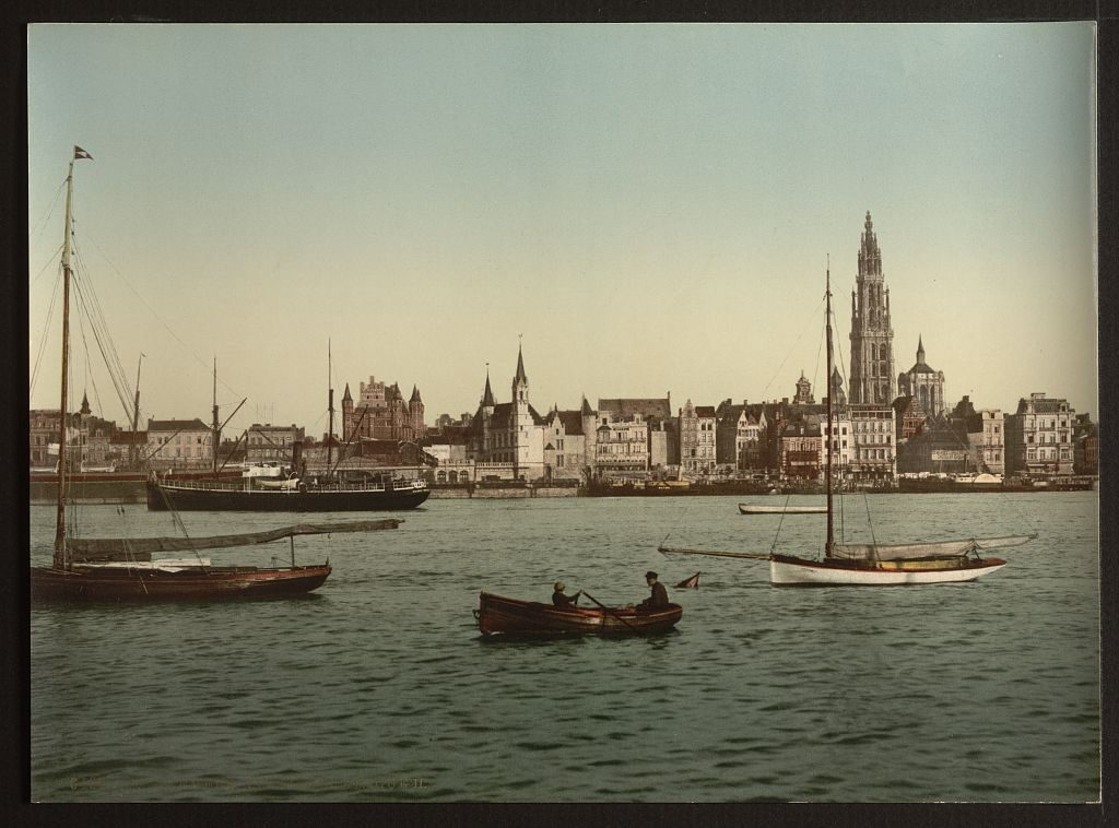 antwerp_belgium_from_the_left_bank_of_the_scheldt_ca-_1890-1900