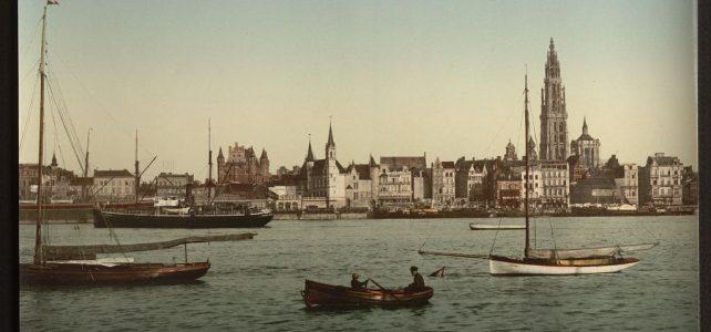Das IDE auf der ESTS 2016 / DiXiT 3 Konferenz in Antwerpen