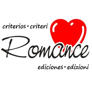 criterios * criteri Romance ediciones * edizioni